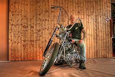 "Właściciele Mike's American Bikes - Michael  ""Mike "" Andersen i Lasse..."